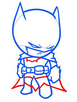 How to Draw Superheroes Chibi screenshot 6