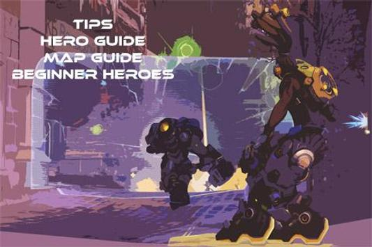 Guide for Overwatch poster