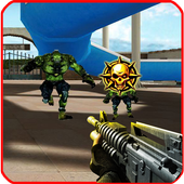 Shooter Combat new 2016 icon
