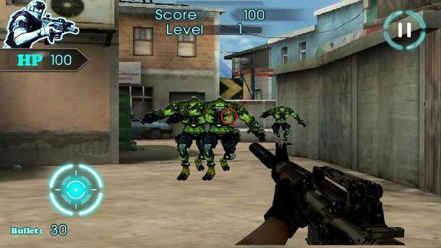 Shooter Combat new 2016 screenshot 3