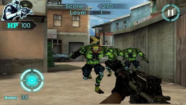 Shooter Combat new 2016 screenshot 5