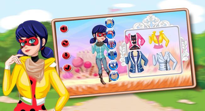Dress Up Ladybug screenshot 1