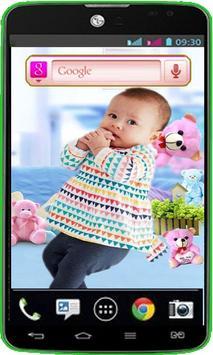 Cute Kids Live Wallpaper apk screenshot