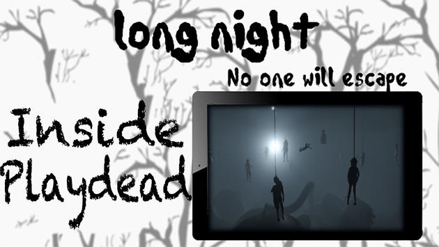 Inside : Long Night Playdead poster