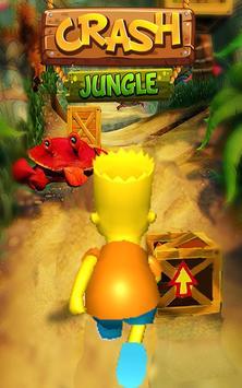Free Simsons Run Adventure screenshot 1