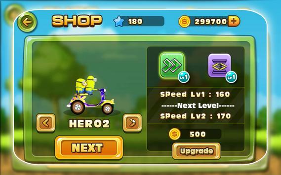 Minyon Dash screenshot 2