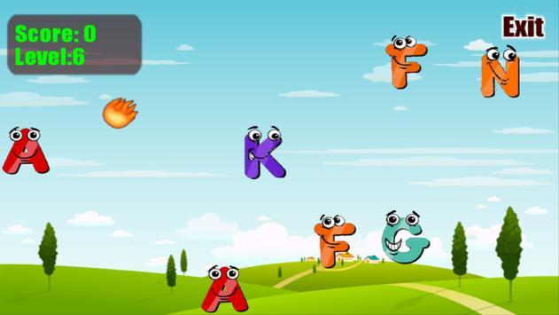 My English Alphabets..For Kids screenshot 20