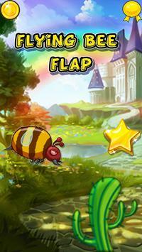 flying Bee flap adventure apk screenshot