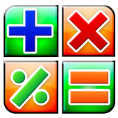 Quick Math Workout icon