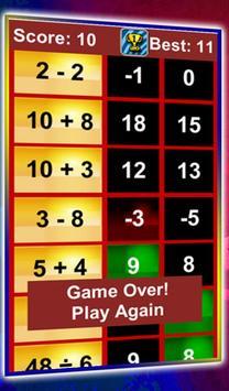 Quick Math Workout screenshot 9