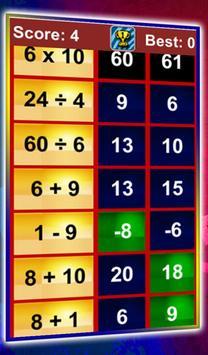 Quick Math Workout screenshot 13