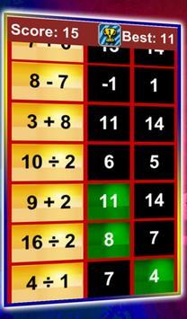 Quick Math Workout screenshot 16