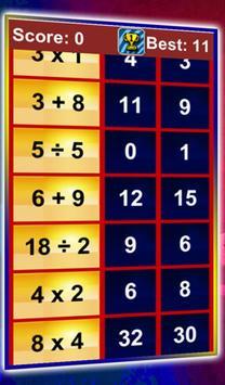 Quick Math Workout screenshot 23