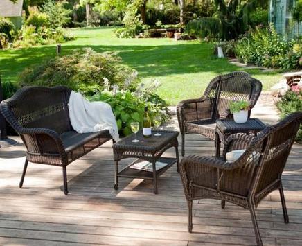 Best Garden Chair Designs screenshot 1