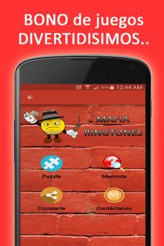 Tonos Mafiosos apk screenshot