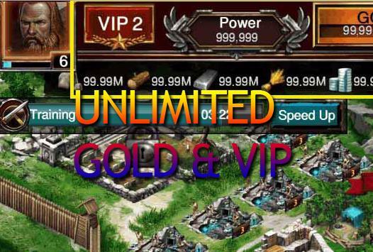 Golds Vip Mobile Strike poster