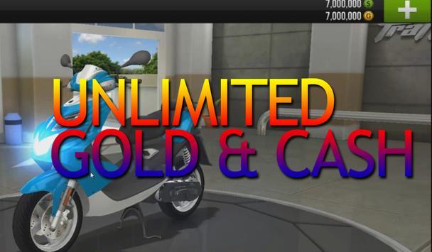 Golds Cashs Traffic Rider apk screenshot