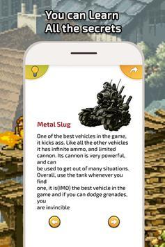 Guide For Metal Slug apk screenshot