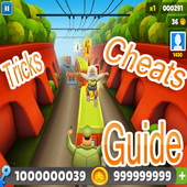 guide for subwaysurfers cheats icon