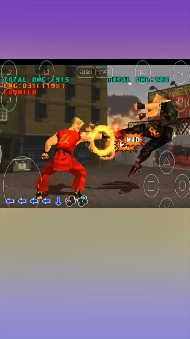 Guide For Takenn 3 Paul Combo Moves For Android Apk Download