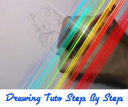 How to Draw Sonic Characters screenshot 1
