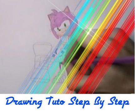 How to Draw Sonic Characters screenshot 3