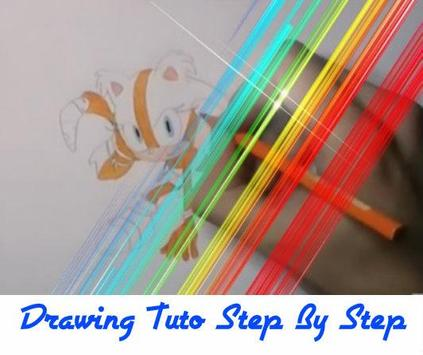 How to Draw Sonic Characters screenshot 4