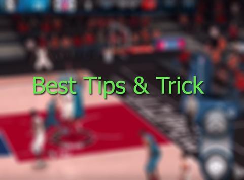 Tips of NBA LIVE 2K16 Mobile poster