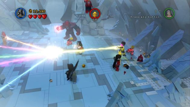 Free Guide LEGO Batman 3 DC screenshot 2