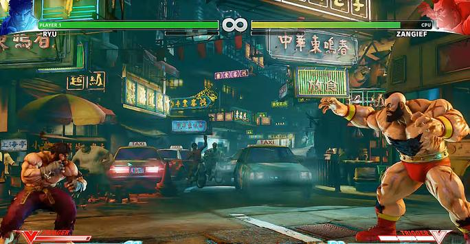 BestGuide Street Fighter V poster