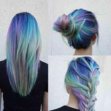Best Hair Color Trends 2017 apk screenshot