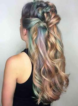 Best Hair Color Trends 2017 poster