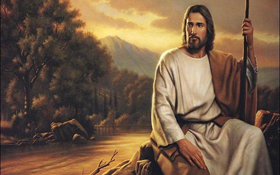 Jesus Wallpaper apk screenshot