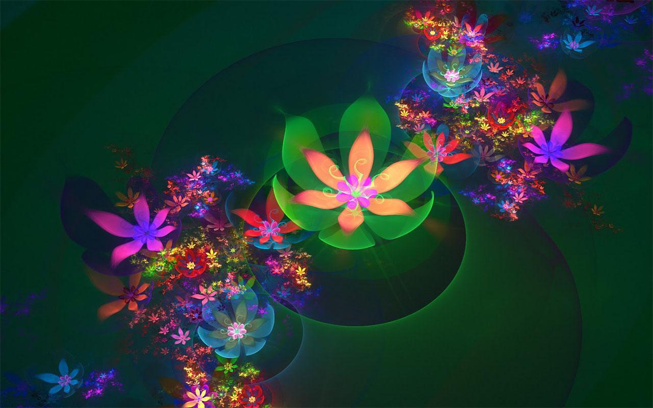 3d Flower Wallpapers For Android Apk Download