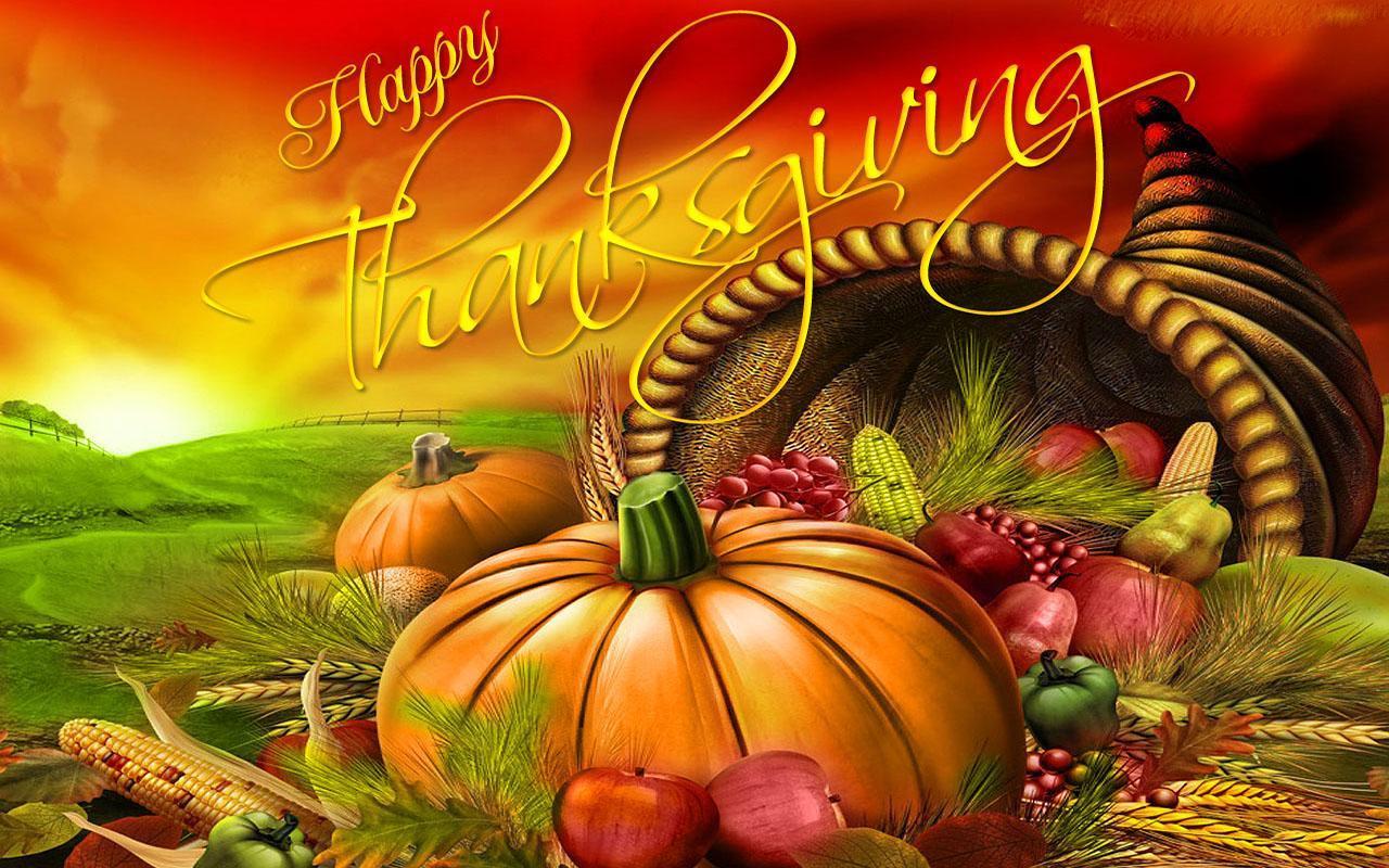3D Thanksgiving Wallpapers Apk Screenshot