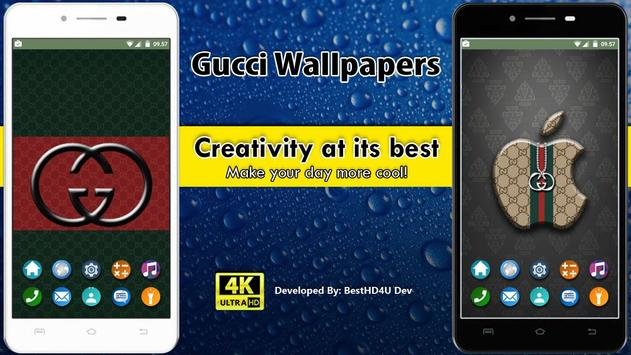 Gucci Wallpapers poster
