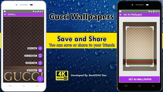Gucci Wallpapers screenshot 3