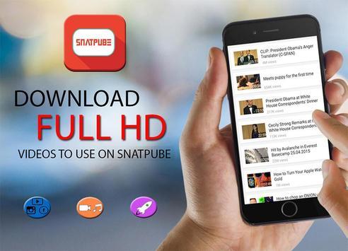Snatpube 2017 HD Video Editor & Video Converter apk screenshot