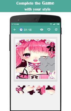 Cute Anime Wallpaper screenshot 1