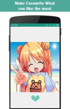Cute Anime Wallpaper screenshot 3