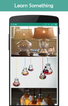 Lamp DIY Design Ideas screenshot 2