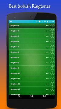 Best turkish ringtones screenshot 1