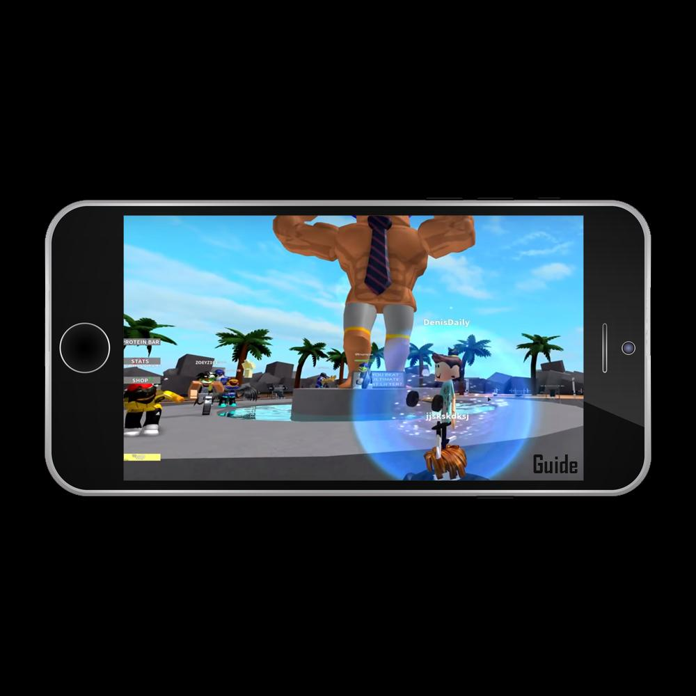 Tips ROBLOX Weight Lifting Simulator 2 for Android - APK