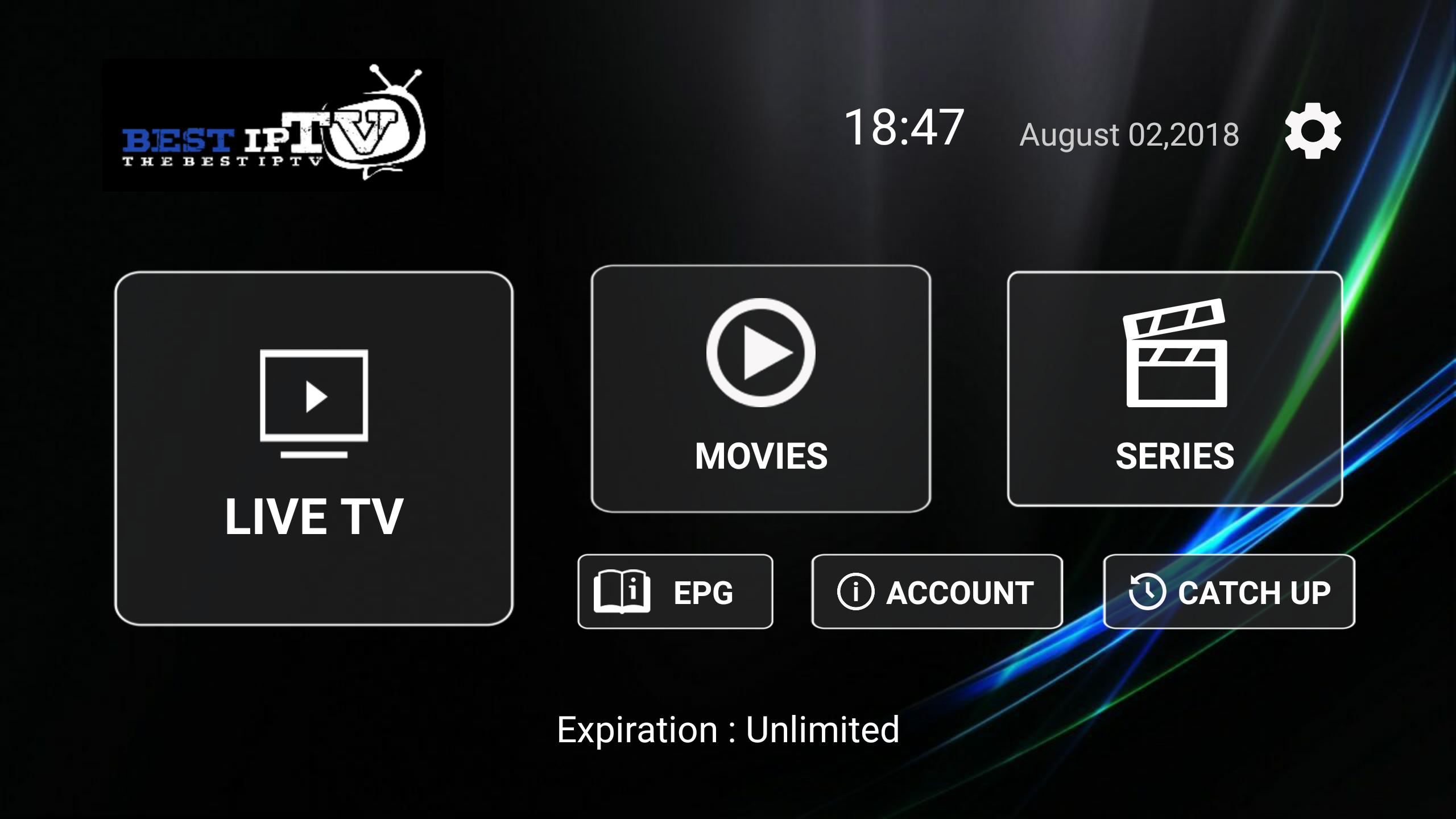 The Best IPTV for Android - APK Download