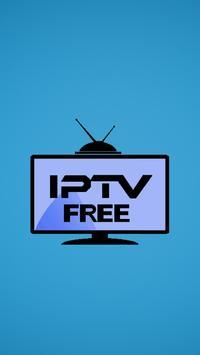 Free IPTV poster