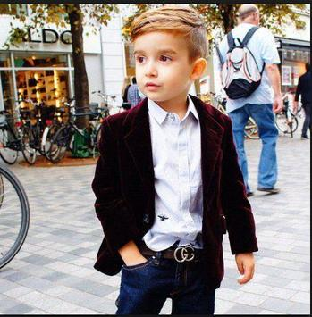 best kid fashion style poster