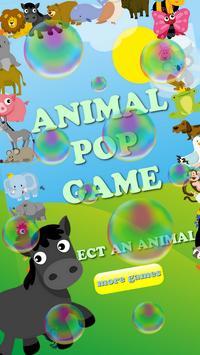 Animal Sounds & Balloon Pop poster