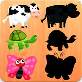 Animals Puzzles 2 icon