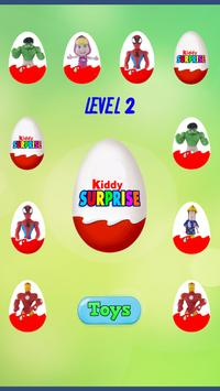 Surprise Eggs For Kids poster