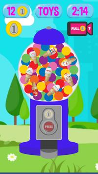 Ice Cream Eggs Vending Machine poster